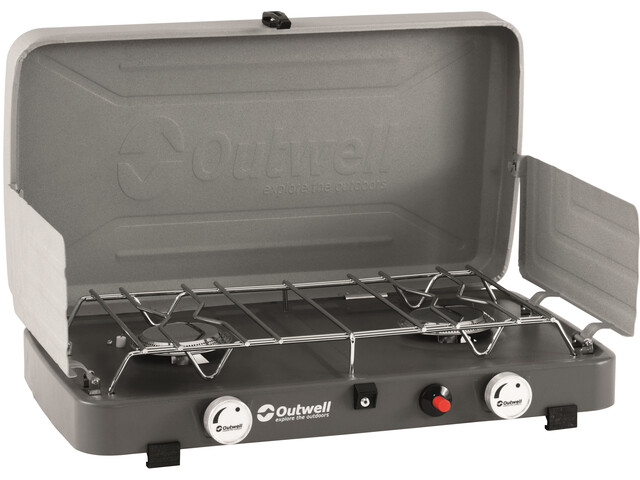 Outwell Olida - Réchaud camping - gris